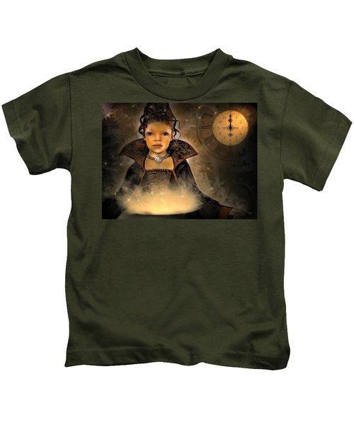 Feel The Magic Kids T-Shirt