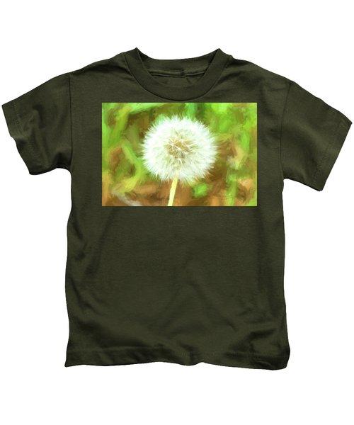 Feeling Dandy Kids T-Shirt