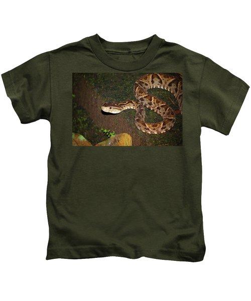 Fer-de-lance, Botherops Asper Kids T-Shirt
