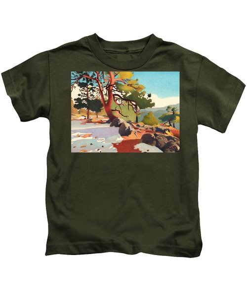 Fillius Ridge Kids T-Shirt