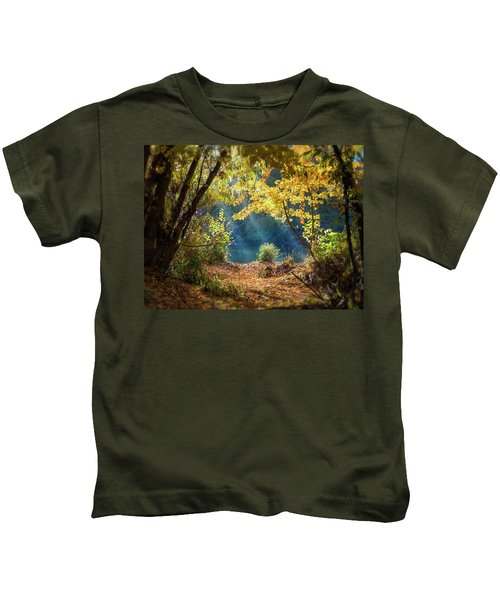 Filtered Light 3 Kids T-Shirt