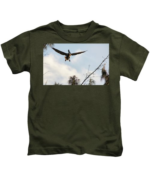 Final Approach Kids T-Shirt