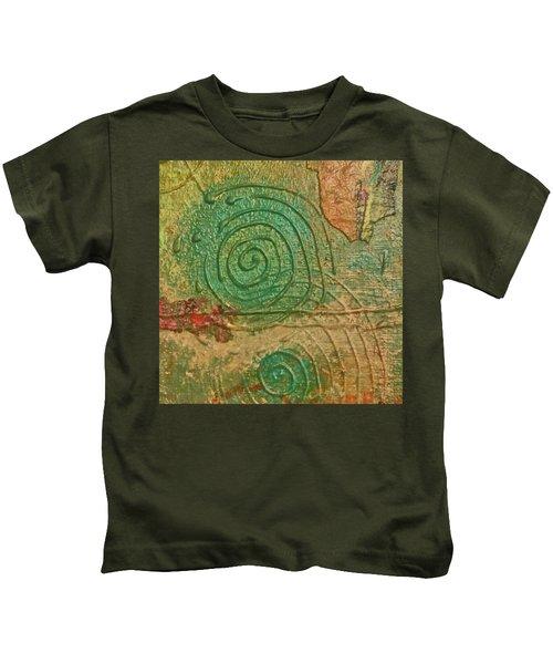 Finding Oasis Kids T-Shirt