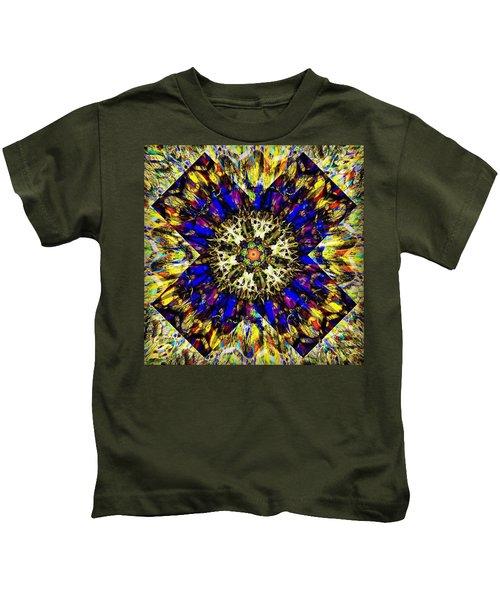 Finish Each Day Kids T-Shirt