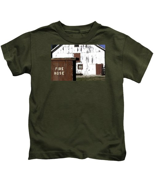 Fire Hose Kids T-Shirt