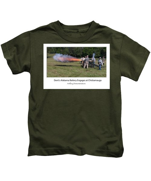 Fire In The Hole  Kids T-Shirt