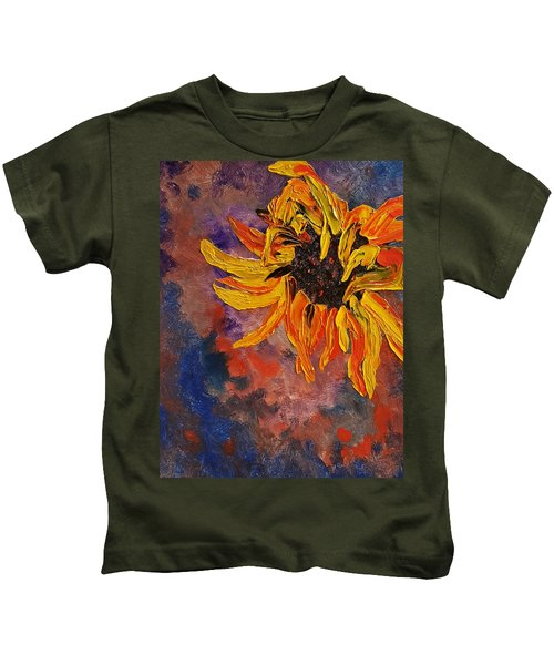Firespace Flower  27 Kids T-Shirt