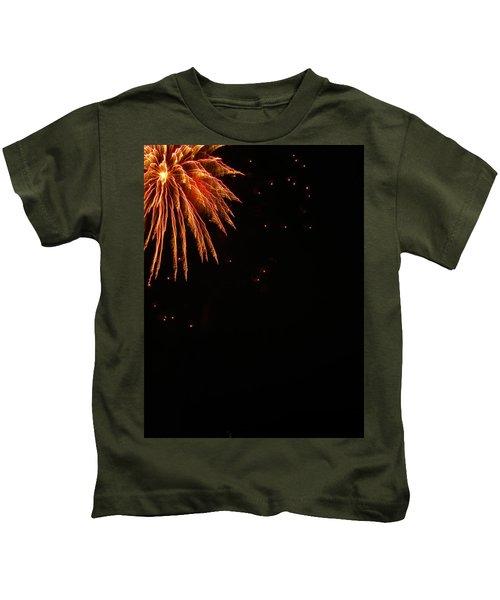 Fireworks Kids T-Shirt