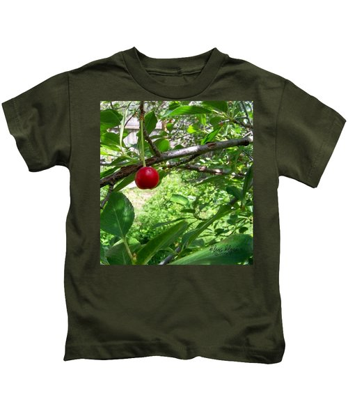 First Of The Season Kids T-Shirt
