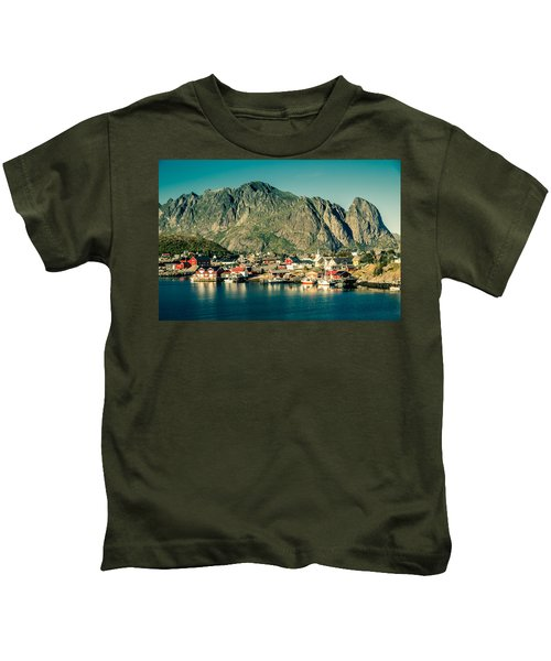 Fishermen Have Gone Kids T-Shirt