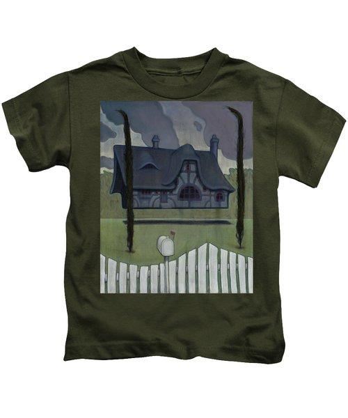 Floating House Kids T-Shirt