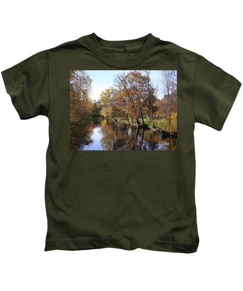 Flood Plain Kids T-Shirt