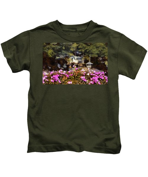 Flower Box Kids T-Shirt