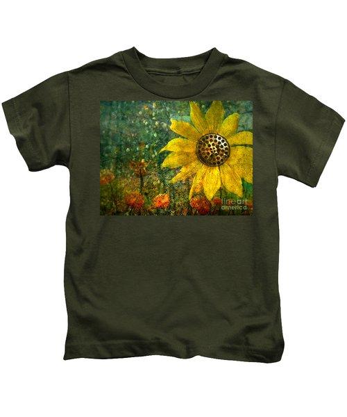 Flowers For Fun Kids T-Shirt
