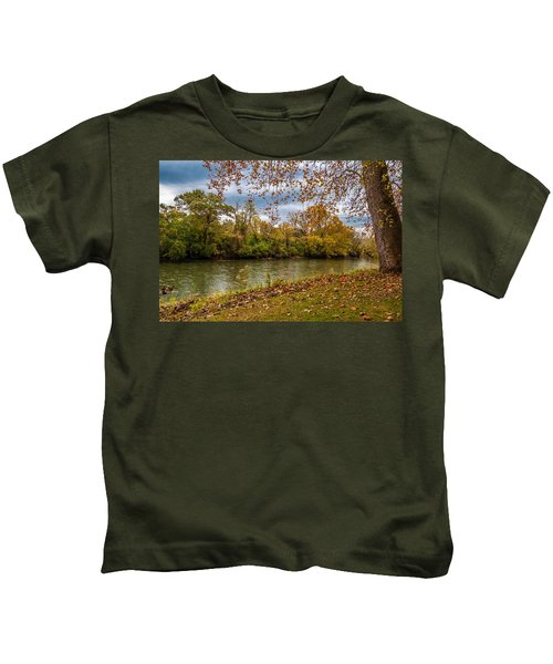 Flowing River Kids T-Shirt