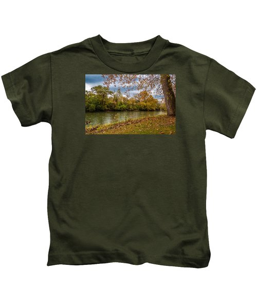 Flowing River Kids T-Shirt