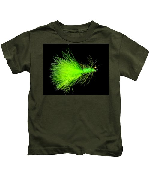 Fly-fishing 2 Kids T-Shirt