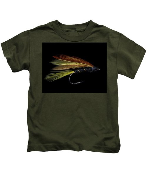 Fly Fishing 3 Kids T-Shirt