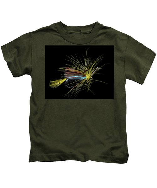 Fly-fishing 6 Kids T-Shirt