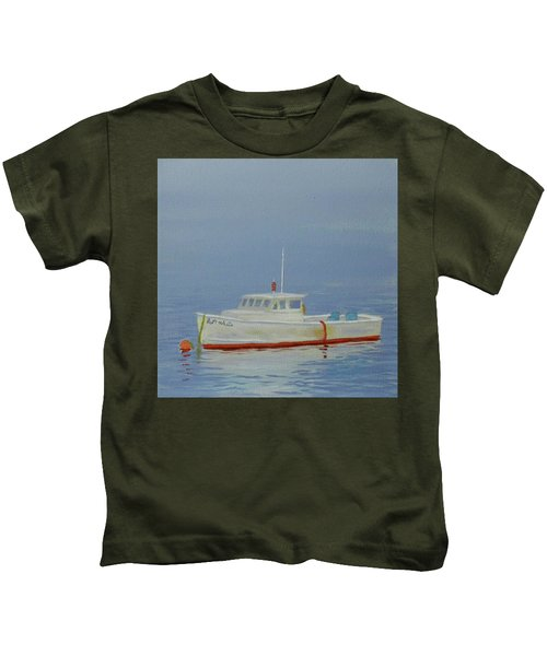 Fogged In Kids T-Shirt