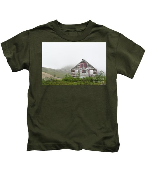 Foggy And Abandoned Kids T-Shirt
