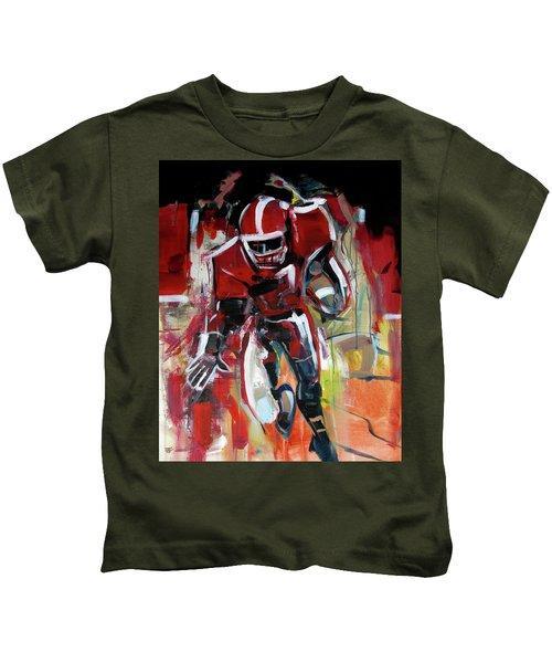 Football Run Kids T-Shirt