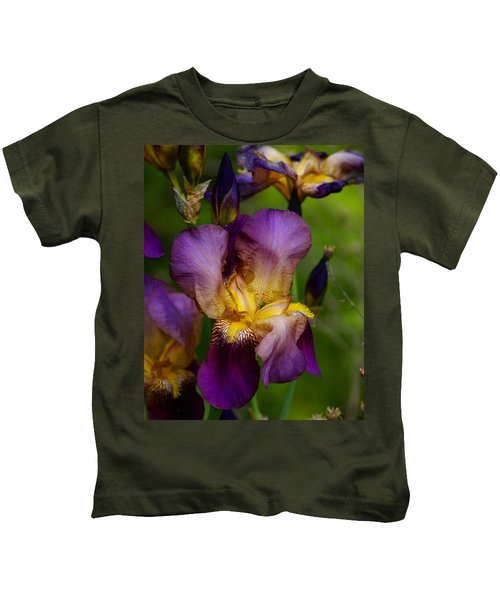 For The Love Of Iris Kids T-Shirt