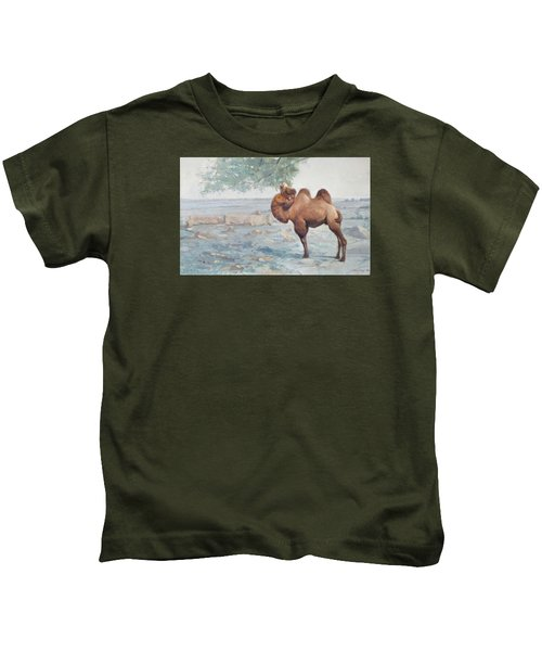 Foraging Kids T-Shirt