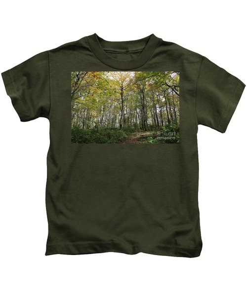 Forest Canopy Kids T-Shirt