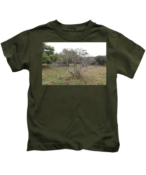 Forest Character Tree Kids T-Shirt