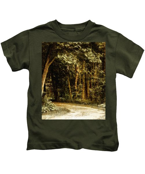 Forest Curve Kids T-Shirt