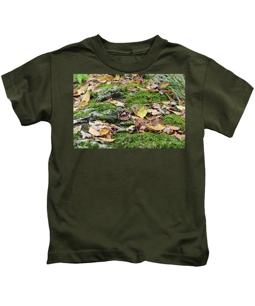 Forest Floor Kids T-Shirt