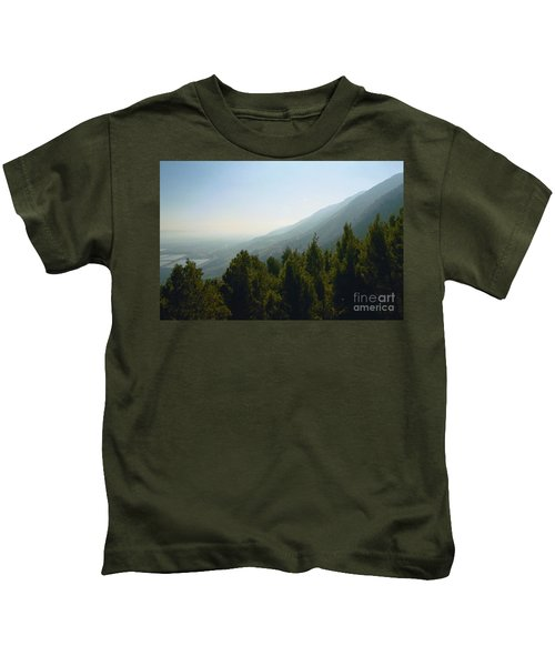 Forest In Israel Kids T-Shirt