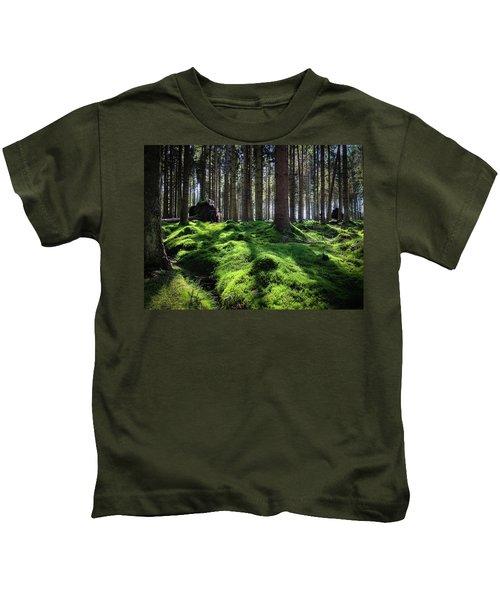 Forest Of Verdacy Kids T-Shirt