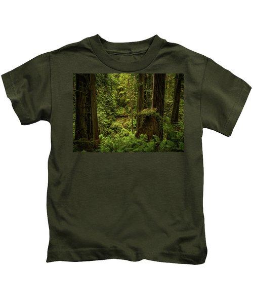Forest Primeval Kids T-Shirt