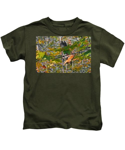 Forest's Timberdoodle Kids T-Shirt