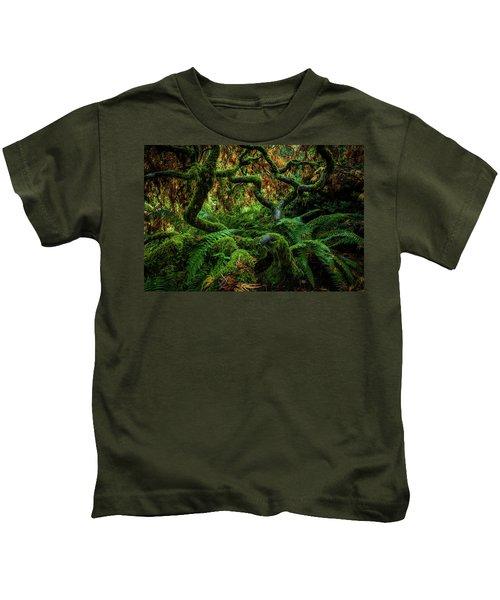 Forever Green Kids T-Shirt