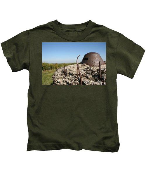 Fort De Douaumont - Verdun Kids T-Shirt