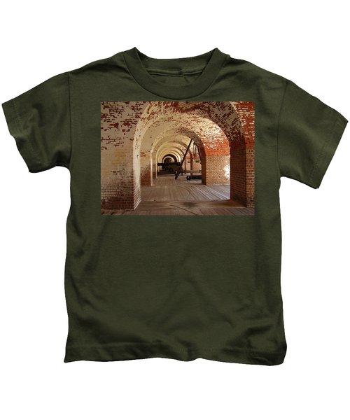 Fort Pulaski II Kids T-Shirt