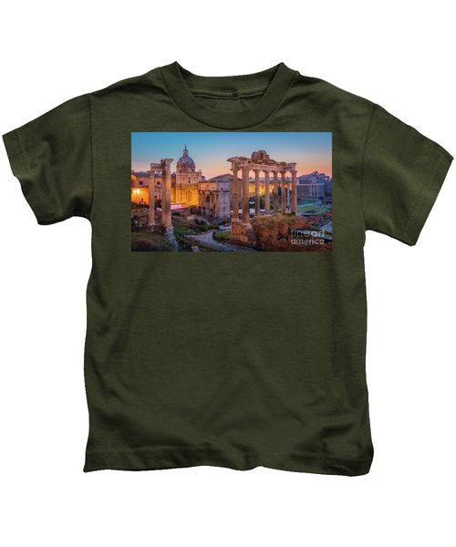 Forum Romanum Dawn Kids T-Shirt