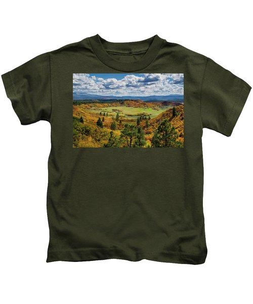 Four Mile Road Peak Color Kids T-Shirt