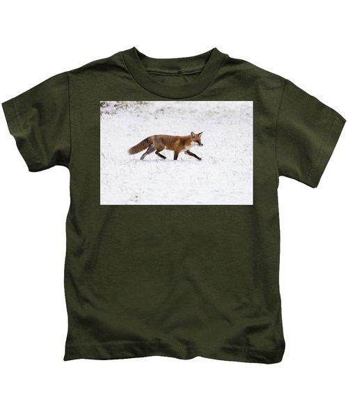 Fox 3 Kids T-Shirt