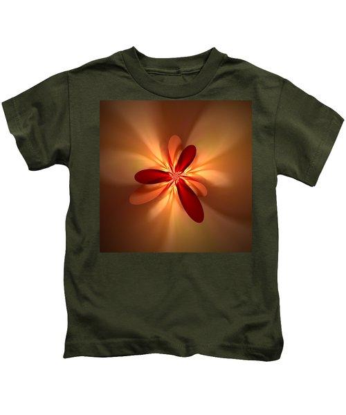 Fractal 4 Kids T-Shirt