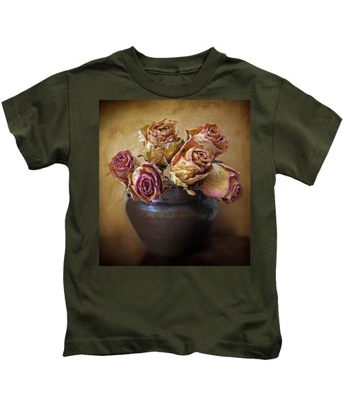 Fragile Rose Kids T-Shirt