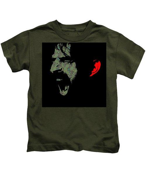 Frank Zappa Kids T-Shirt