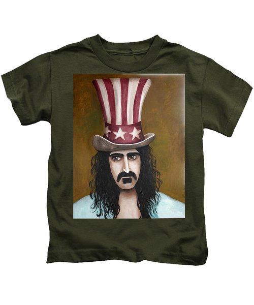 Franks Hat Kids T-Shirt