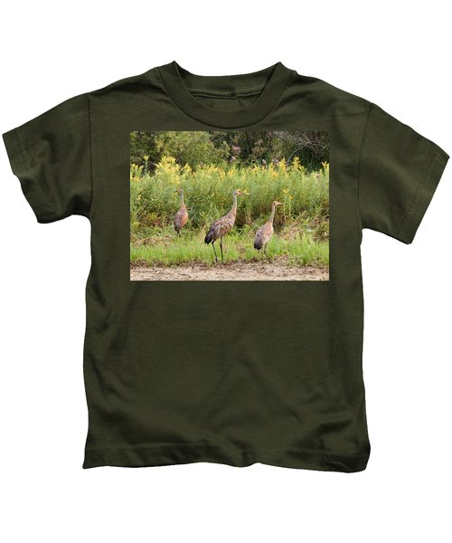 Fraser Niles And Martin Kids T-Shirt