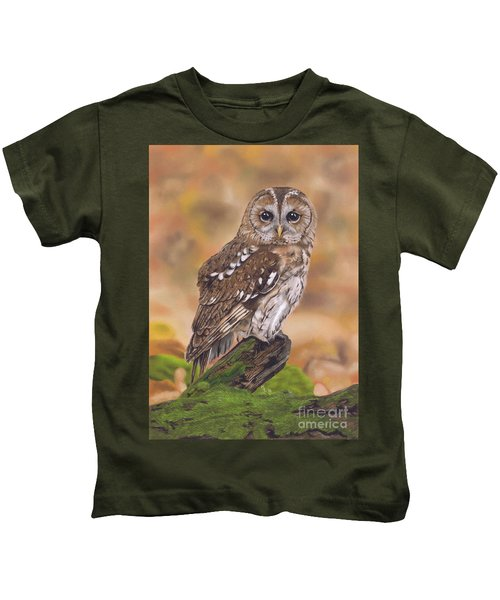 Free As A Bird Kids T-Shirt