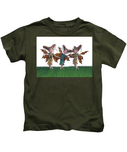 Free Spirit Friends Kids T-Shirt