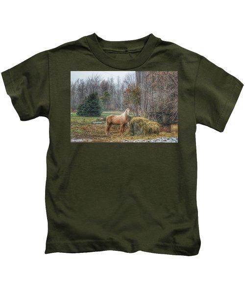 1016 - Frenchline Road Carmel Mare I Kids T-Shirt